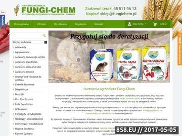 Zrzut strony Sklep ogrodniczy - środki ochrony roślin