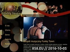 Miniaturka domeny funkytown.com.pl
