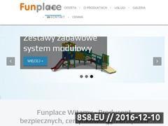 Miniaturka domeny funplace.pl