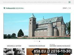 Miniaturka domeny www.furmanek.pl