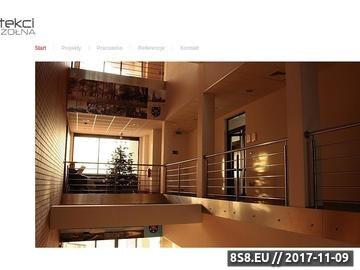 Zrzut strony Freitag Żołna - architektura