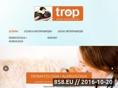 Miniaturka domeny www.gabinet-trop.pl