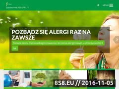 Miniaturka domeny gabinetbiomar.pl