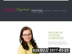 Miniaturka domeny gabinetingenium.pl