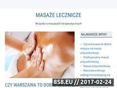 Miniaturka domeny www.gabinetnewline.pl
