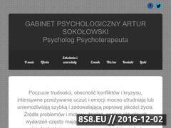 Miniaturka domeny www.gabinetpsychologiczny.org