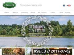 Miniaturka domeny www.gacanek.pl