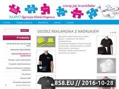 Miniaturka domeny gadzety.xland.pl