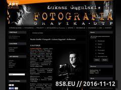 Miniaturka domeny www.gagulski.pl