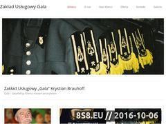 Miniaturka domeny www.gala.katowice.pl