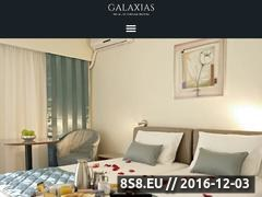 Thumbnail of Rhodes Hotel Galaxias Website