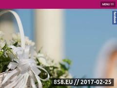 Miniaturka Studio Dekoracji Galbal - dekoracje sal weselnych (www.galbal.pl)