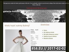 Miniaturka domeny www.galeria-koliber.pl