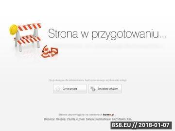 Zrzut strony Grohe galerialazienek.pl