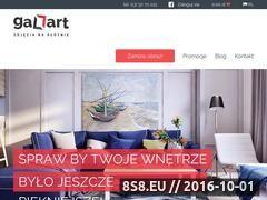 Miniaturka domeny gallart.pl