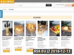 Miniaturka domeny galmal.pl