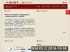 Miniaturka domeny www.galmet.waw.pl