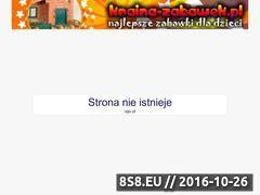 Miniaturka domeny www.gamehunterportal.ugu.pl