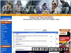 Thumbnail of Gamesites99 - Gameing Sites Top Website