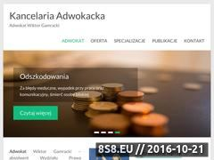 Miniaturka domeny gamracki.pl
