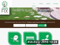 Miniaturka domeny gardenfix.pl