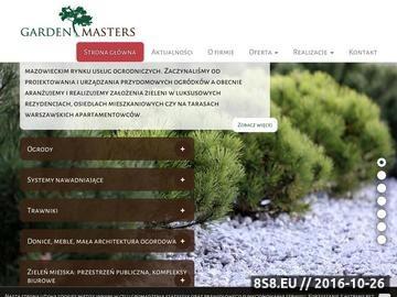 Zrzut strony Systemy nawadniające Warszawa