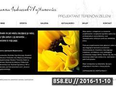 Miniaturka domeny gardenprojekt.eu