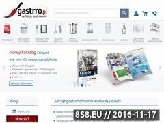 Miniaturka domeny www.gastrro.pl