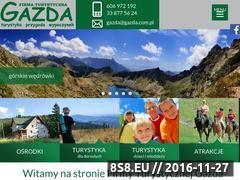 Miniaturka domeny www.gazda.com.pl