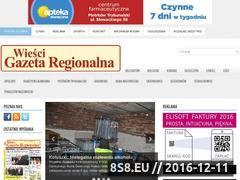 Miniaturka domeny www.gazeta-wiesci.pl