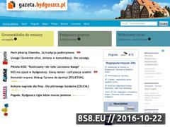 Miniaturka domeny www.gazeta.bydgoszcz.pl