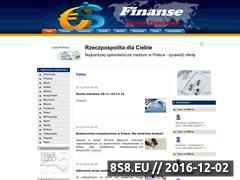 Miniaturka domeny gazetafinansowa.info.pl