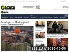 Miniaturka domeny www.gazetawroclawska.pl