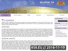 Miniaturka domeny www.gdansk24.com.pl