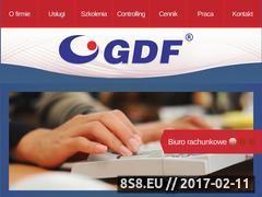 Miniaturka domeny www.gdf.com.pl