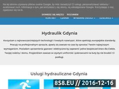 Miniaturka domeny gdynia-hydraulik.blogspot.com