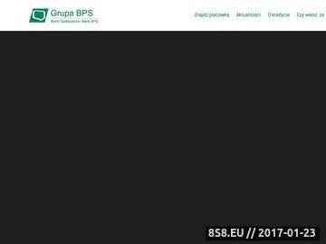 Zrzut strony Wykaz banków