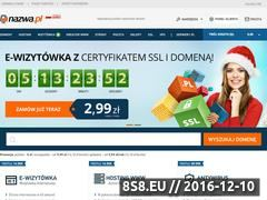 Miniaturka domeny gdziemojapaczka.pl