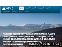 Miniaturka domeny www.gdziepojechac.pl