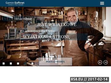 Zrzut strony Pozycjonowanie stron i tworzenie stron WWW