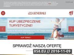Miniaturka domeny www.generalidirect.pl