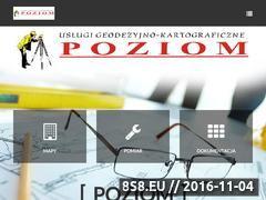 Miniaturka domeny geodezja-poziom.pl
