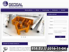 Miniaturka domeny www.geogal.pl