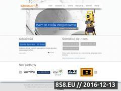 Miniaturka domeny www.geogrunt.eu