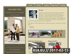 Miniaturka domeny www.geometric.com.pl