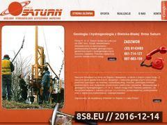 Miniaturka domeny www.geosaturn.pl