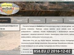 Miniaturka domeny geosolid.pl