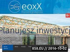 Miniaturka domeny www.geoxx.pl