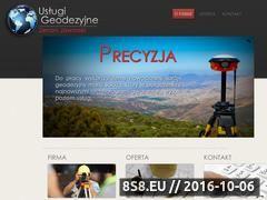 Miniaturka domeny geozen.pl