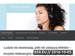 Miniaturka domeny gerelaxis.pl